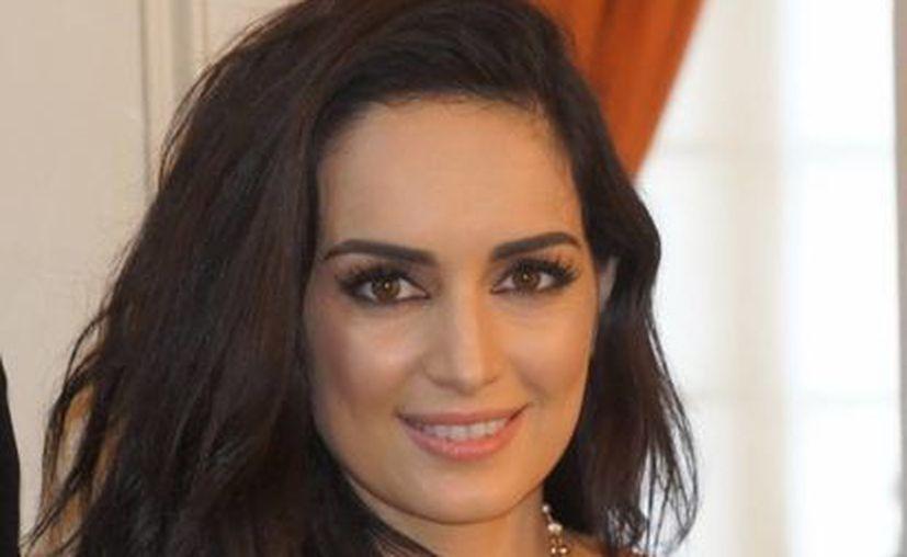 """Ana de la Reguera es reconocida a nivel internacional por cintas como """"Cowboys & Aliens"""" y """"Nacho Libre"""". (Notimex)"""