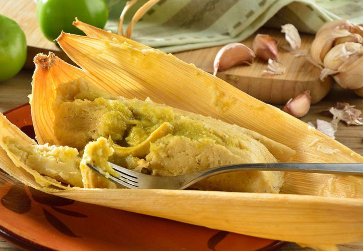 El festival contará con variedad de sabores: verdes, rojos o de mole y rajas con queso, tres tamales y un atole por 10 dólares. (Contexto/Internet)