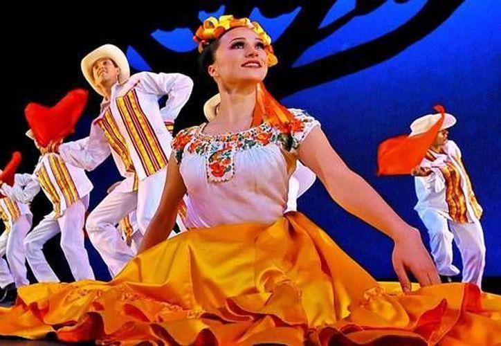 Participarán 59 grupos de baile de diferentes partes del Estado. (Contexto/Internet)