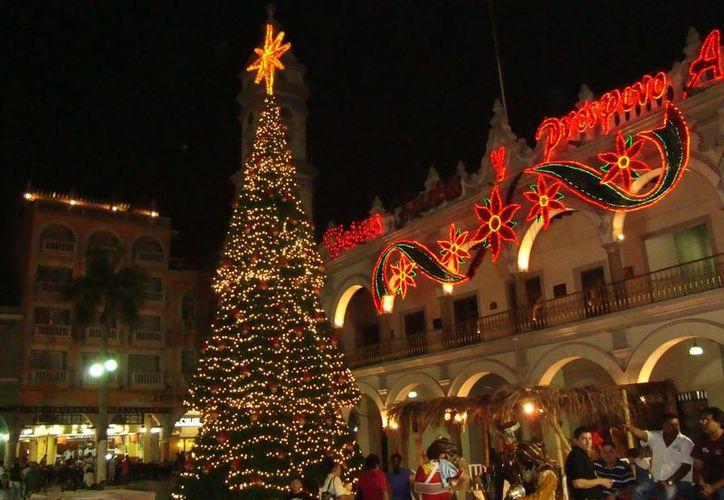 Para los mexicanos lo más importante de las fiestas decembrinas es disfrutar a la familia. (Contexto/Internet)
