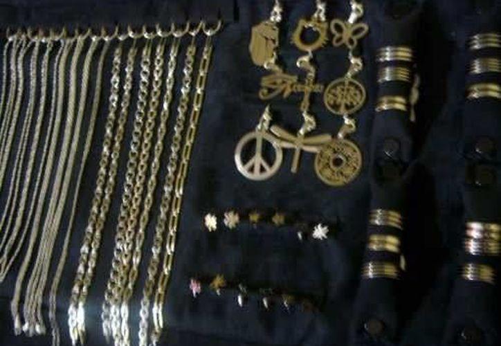Uno de los factores que afecta las ventas en las joyerías es el encarecimiento del oro. (Contexto/Internet)