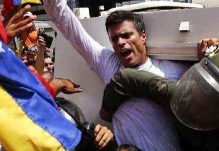 López está condenado a 14 años de prisión. (alertaonline.com)