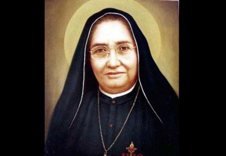 María Guadalupe García Zavala fue cofundadora de la Congregación Siervas de Santa Margarita María y de los Pobres. (diario.mx)