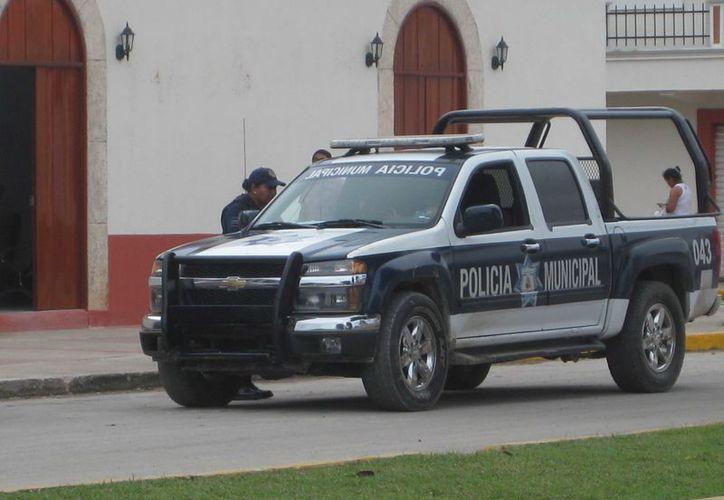 Asociaciones civiles se reunirán, pues consideran que la delincuencia ha rebasado a la policía municipal. (Javier Ortíz/SIPSE)