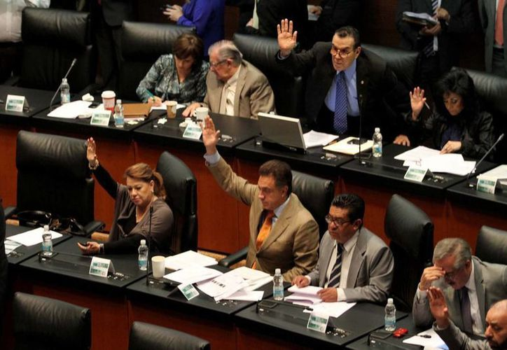 El Senado va por reformas en 12 artículos constitucionales para crear dicho órgano. (Notimex)