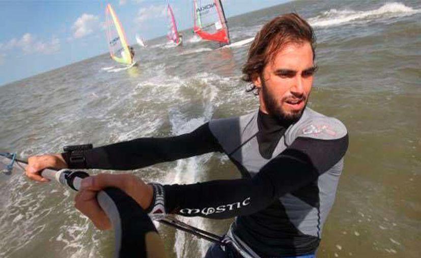 El velerista David Mier y Terán tendrá sus quintos Juegos Olímpicos en Río de Janeiro. (Milenio Novedades)