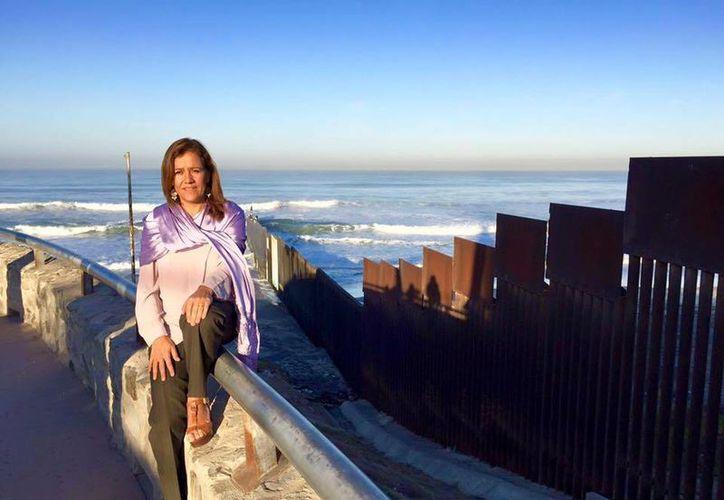 En entrevista, Margarita Zavala habló sobre sus aspiraciones para ser candidata a la presidencia de México. (facebook.com/MargaritaZavalaMX)