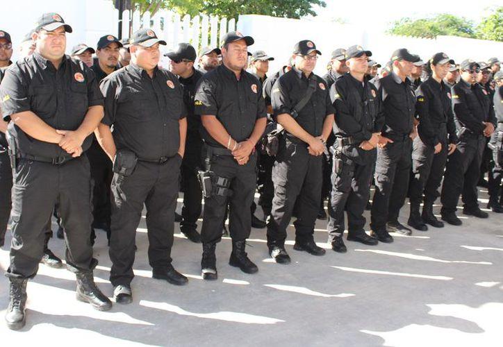 Los integrantes de la Fiscalía estarán mejor protegidos con estas adquisiciones. (Ángel Castilla/SIPSE)