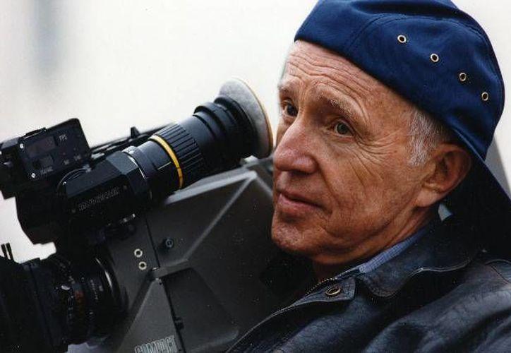 El director fotográfico Haskell Wexler, galardonado con dos premios Oscar por las películas 'Who's Afraid of Virginia Woolf? y 'Bound for Glory' falleció este domingo en California. (Imagen tomada de cinearchive.org)