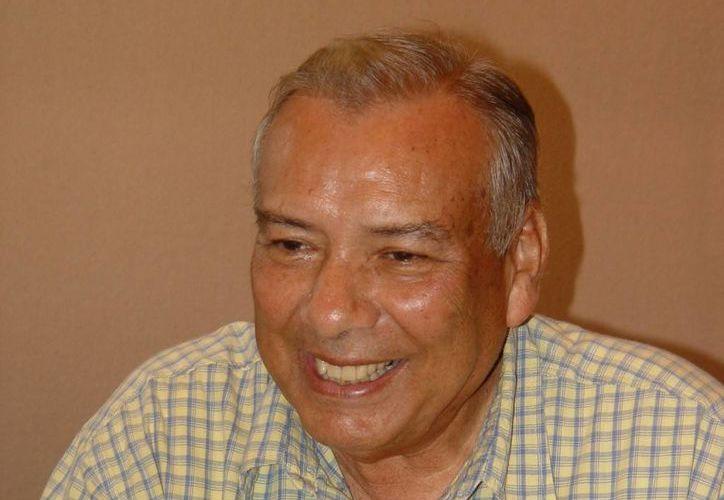 Lorenzo Mendiola Farfán, fue director de Servicios Públicos Municipales. (Revista Pioneros)
