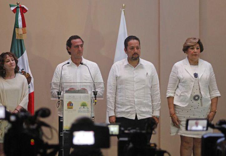 Para agilizar las acciones duplicarán al personal de la Seido asignado al caso en Cancún. (Jesús Tijerina/ SIPSE)
