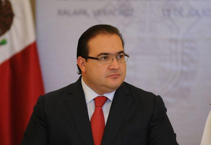El exgobernador de Veracruz se encuentra prófugo de la justicia. (Info7)