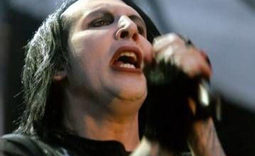 Manson afirma que ni siquiera conoce a la mujer que lo calificó como pro-nazi. (Agencias/Archivo)