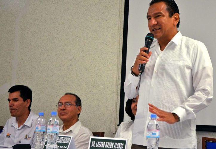 Mazón Alonso ha sido presidente municipal de Iguala en dos ocasiones. (guerrero.gob.mx)