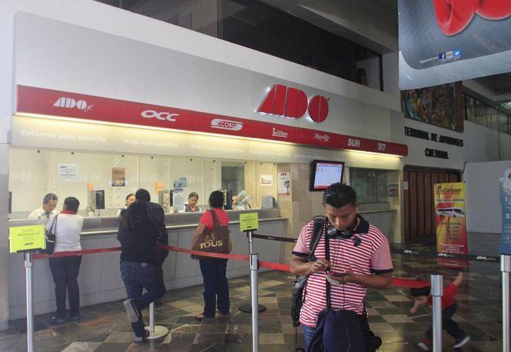 La nueva terminal tendrá una capacidad de entre mil 200 a dos mil 500 pasajeros. (Harold Alcocer/SIPSE)