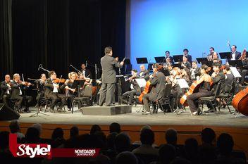 La Orquesta Sinfónica presenta en el Teatro de Cancún