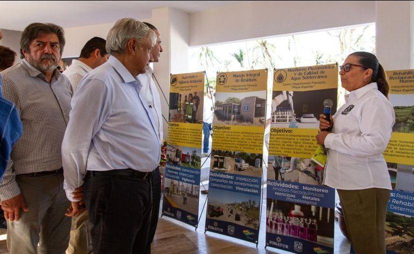 El proyecto está siendo evaluado para determinar la continuidad de un desarrollo turístico o ponerlo a la venta. (Foto: Notimex)