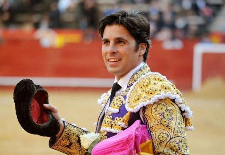El torero español 'Paquirri'  y su equipo de trabajo fueron víctimas de robo en un conocido hotel de la Ciudad de Mérida.(Archivo/AP)