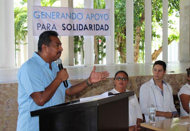 Alegan que su trabajo no tiene fines ni beneficios políticos. (Foto: Adrián Barreto/SIPSE).
