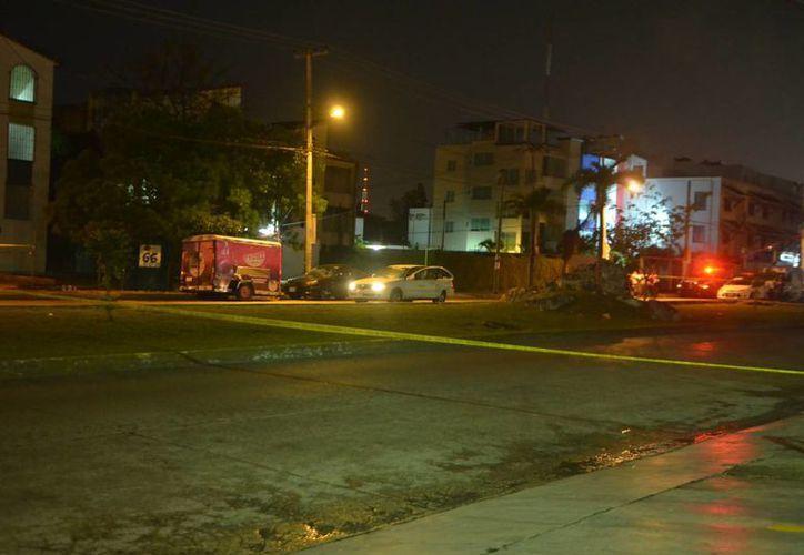El conductor del taxi de Cancún narró los hechos a las autoridades. (Archivo/SIPSE)