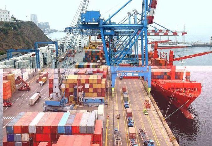 Las exportaciones manufactureras aumentaron en buena medida, impulsando así la economía nacional mexicana. (Archivo/Notimex)