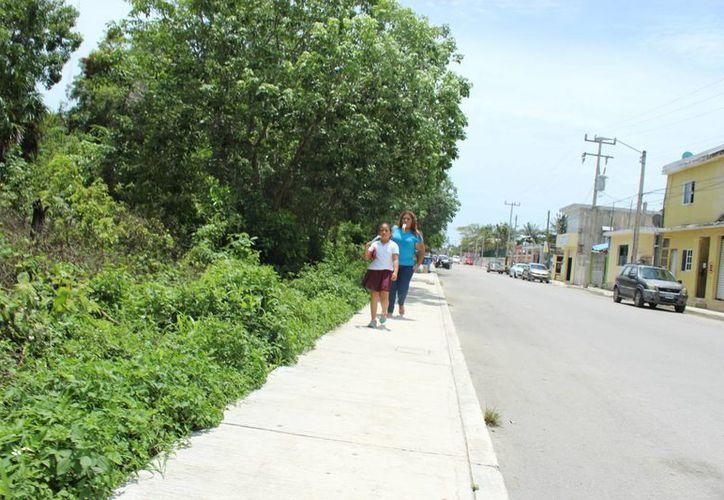 El Ayuntamiento busca recursos para rehabilitar zonas aledañas a espacios públicos de Tulum. (Sara Cauich/SIPSE)