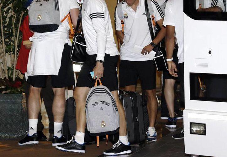 El Real Madrid llegó a Florida para enfrentarse este miércoles al Chelsea en un torneo amistoso de pretemporada. (Agencias)