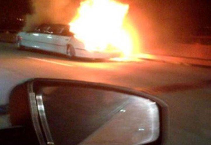 El incendio dejó cinco mujeres calcinadas, mientras cuatro lograron salvarse. (Archivo/AP)