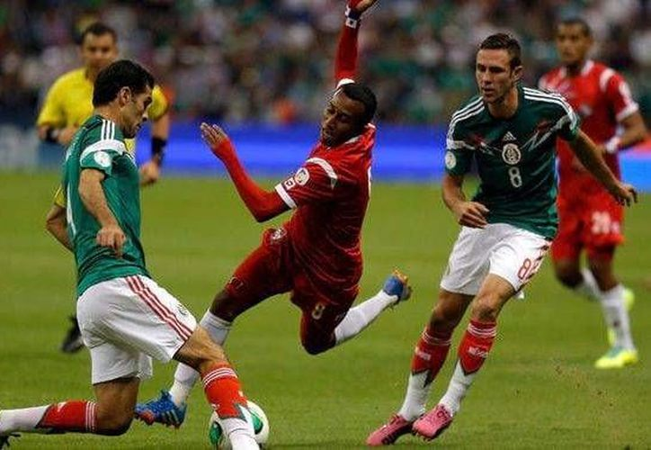 El partido amistoso entre ambas selecciones formará parte de la preparación de México, de cara  a las eliminatorias mundialistas.(Notimex)
