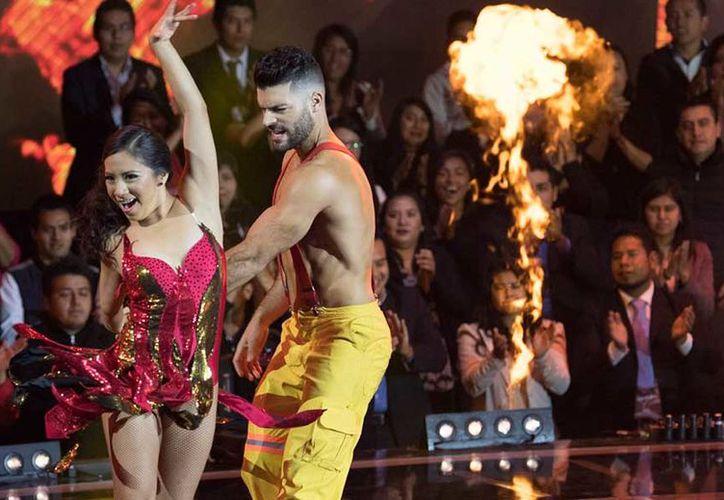El actor Adrián Di Monte y la soñadora Montserrat Yescas fueron los ganadores de la temporada. (Contexto/Internet)