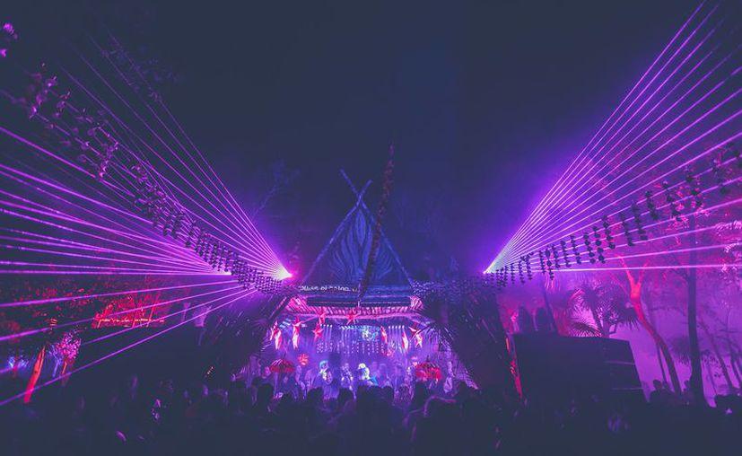 Tulum ya está en el circuito mundial  de música, a la par de Ibiza, asegura el líder del CPT de Tulum (Facebook @electronicaMX)