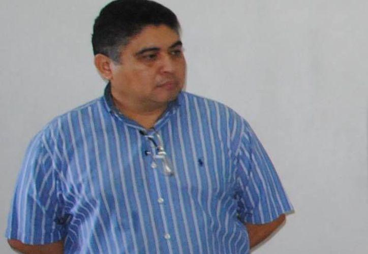 Jesús Cristóbal Mena Paullada, director de Asuntos Jurídicos. (Redacción/SIPSE)