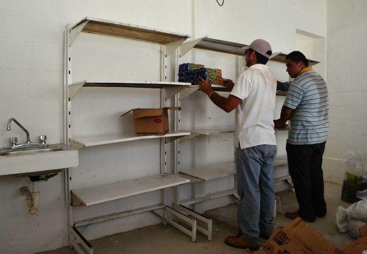 El objetivo es contribuir a la superación de la pobreza alimentario, mediante el abasto de productos básicos. (Redacción/SIPSE)