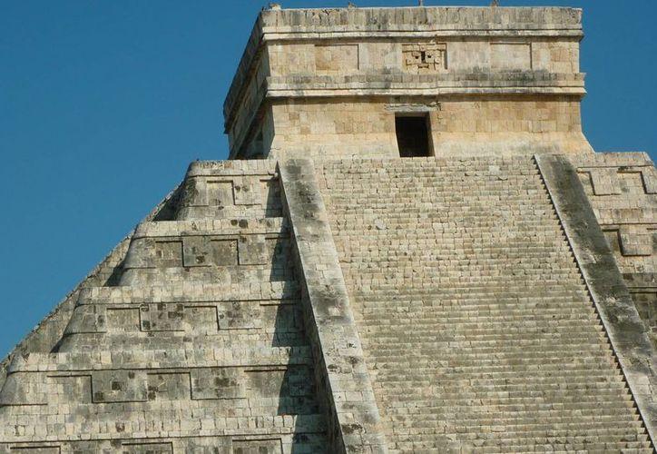Chichén Itzá, una de las siete maravillas del mundo moderno, te espera en Yucatán. (Notimex)