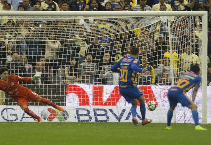 América eliminó a Tigres, que era el campeón, pero Morelia no será nada fácil (Foto: The Associated Press)