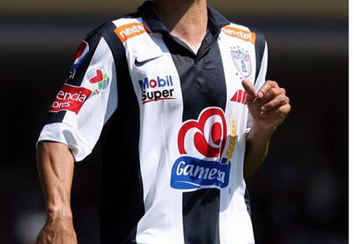 Castillo alineó en 13 partidos como titular y sólo anotó un gol. (Foto: Agencia Reforma)