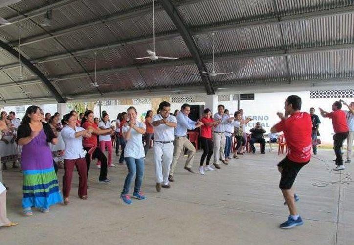 El IDEY ayuda a niños y adultos con sobrepeso dentro y fuera de Mérida. (SIPSE)