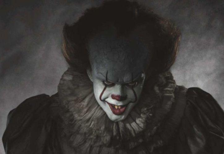 """""""Pennywise"""" está listo para causar pesadillas una vez más con un video en realidad virtual. (Warner Bros)."""