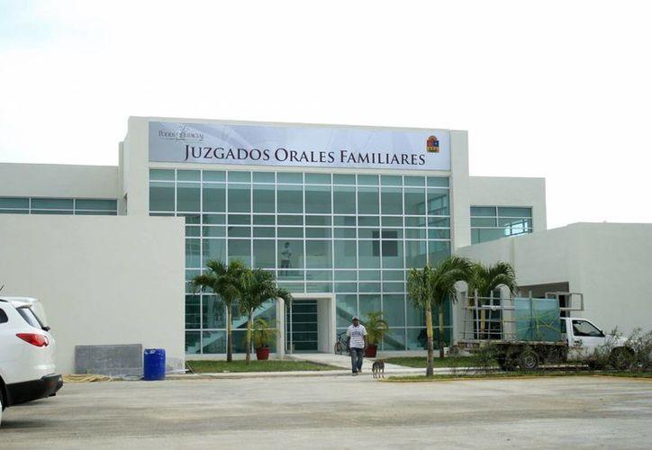 La construcción del Centro de Justicia de Chetumal costó 51 millones de pesos. (Harold Alcocer/SIPSE)