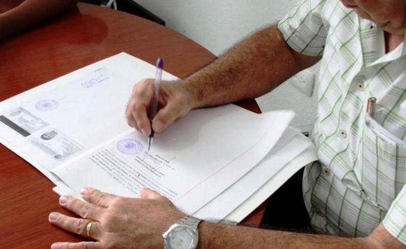 La disposición de exentar el pago es para apoyar a las familias yucatecas en su economía. (Archivo/Novedades Yucatán)