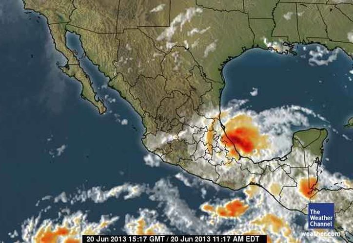 Hay riesgo de crecida súbita de ríos y deslaves en zonas montañosas (espanol.weather.com)