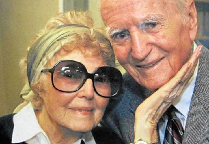 Helen y Les Brown vivieron y murieron unidos por su amor. (RT)