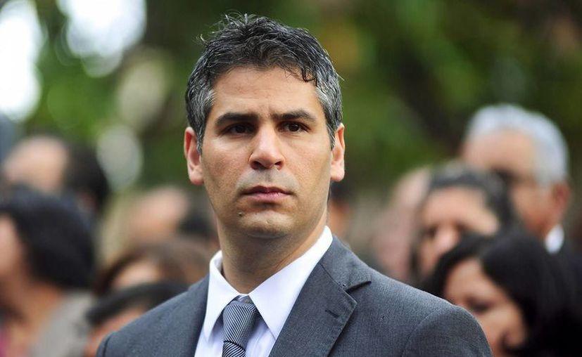 Antonio Tarek Abdalá Saad fue tesorero de la Secretaría de Finanzas de Veracruz durante el gobierno de Javier Duarte. (Agencias)