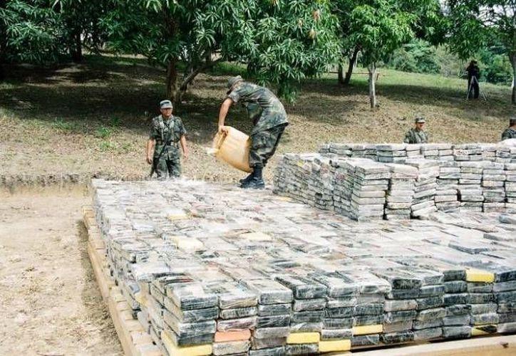 La Iniciativa Mérida para combatir al narco fue acordada entre México y EU en 2007. (Sedena/Foto de archivo)