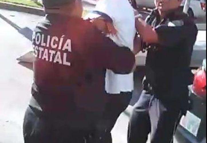 Los policías tuvieron un enfrentamiento con una persona en noviembre. (Redacción/SIPSE)