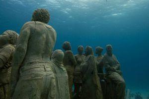 Museo subacuático, único en el mundo