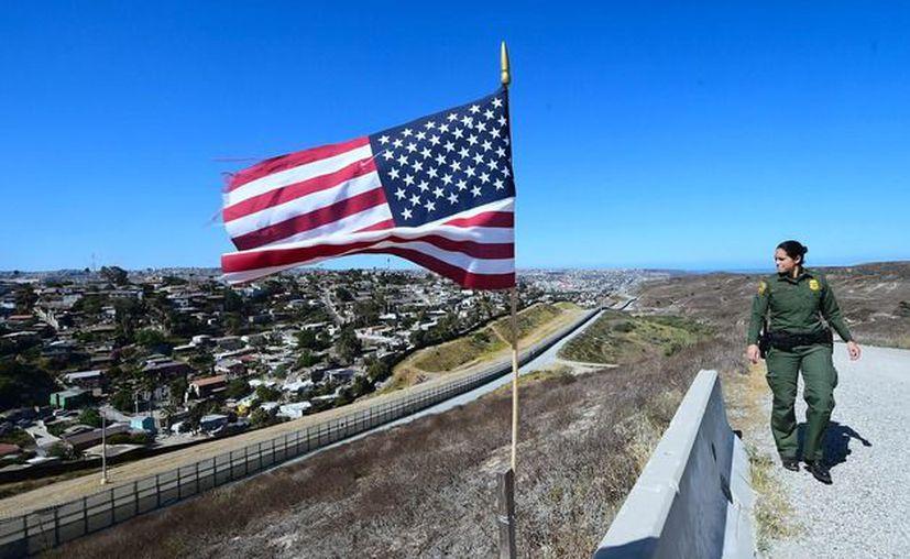 Los pequeños fueron separados en la frontera por la nueva política de inmigración. (La Jornada)