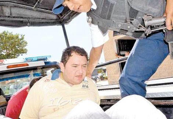 Trejo Peña fue antes miembro de Los Zetas, pero llevaba cuatro años como cabecilla del cártel del Golfo en Playa del Carmen. (Milenio)