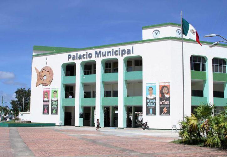 En la quincena del 15 de octubre, el municipio erogo seis millones de pesos. (Carlos Horta/ SIPSE)