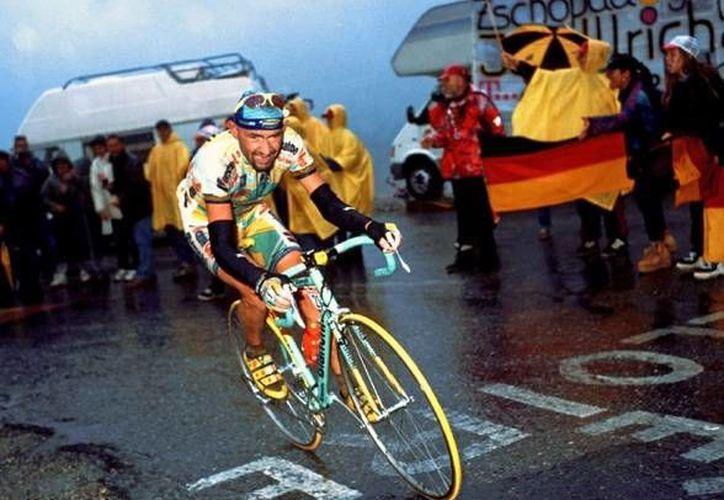 La 8va etapa del Giro de Italia incluirá el ascenso al Carpegna, donde se entrenaba Pantani. (redkiteprayer.com)